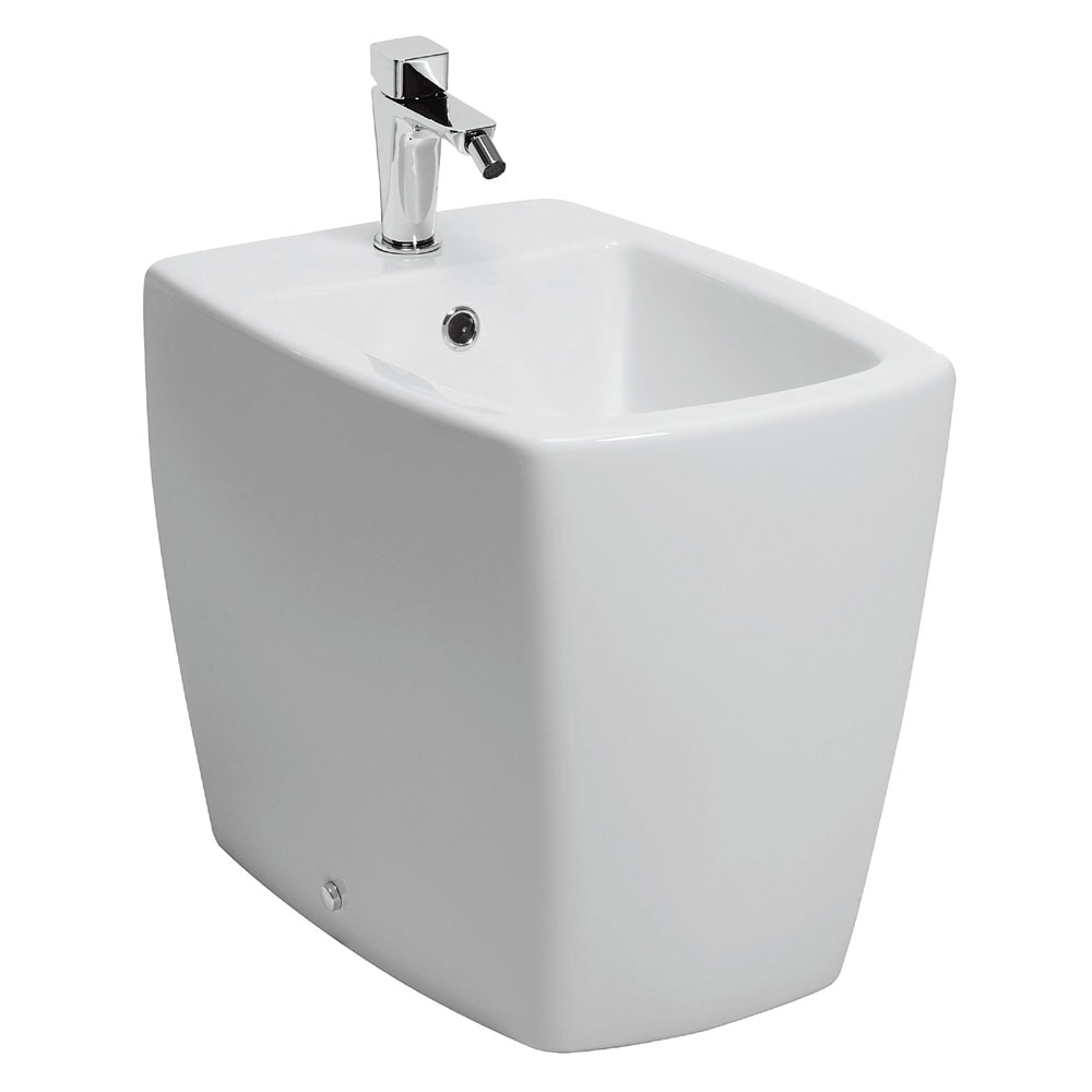 Bauhaus - Touch Back to Wall Bidet Large Image