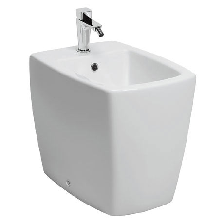Bauhaus - Touch Back to Wall Bidet