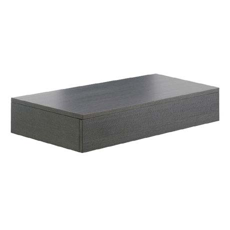 Bauhaus - Edge Single Drawer Console Unit - Steel