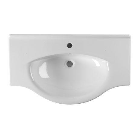 Roper Rhodes Eden 860mm Ceramic Basin - EDBT860W
