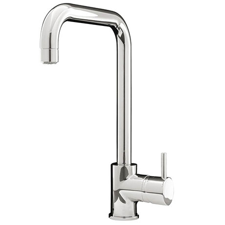 Edmonton Modern Chrome Kitchen Mixer Tap