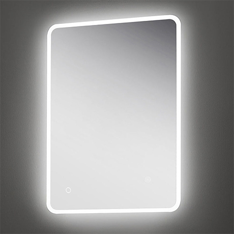 Edmonton 600x800mm LED Universal Mirror Inc. Touch Sensor + Anti-Fog