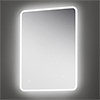 Edmonton 600x800mm LED Universal Mirror Inc. Touch Sensor + Anti-Fog profile small image view 1