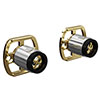 Easy Fix Bar Shower Fittings Kit with Auto Shut-off Function profile small image view 1