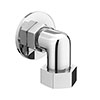 Chatsworth Back To Wall Shower Elbow for Exposed Shower Valves profile small image view 1