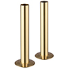 Brushed Brass Sleeving Kit 130mm profile small image view 1