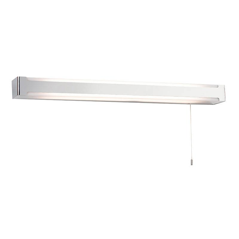 Endon - Seval Stretched Wall Strip Light with Pull String - EL-20044 profile large image view 1