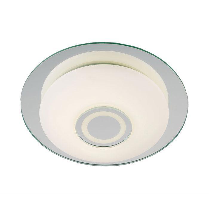 Endon - Enluce Modern Flush Mirrored Ceiling Light Fitting - Standard - EL-277-32-2D16 Large Image