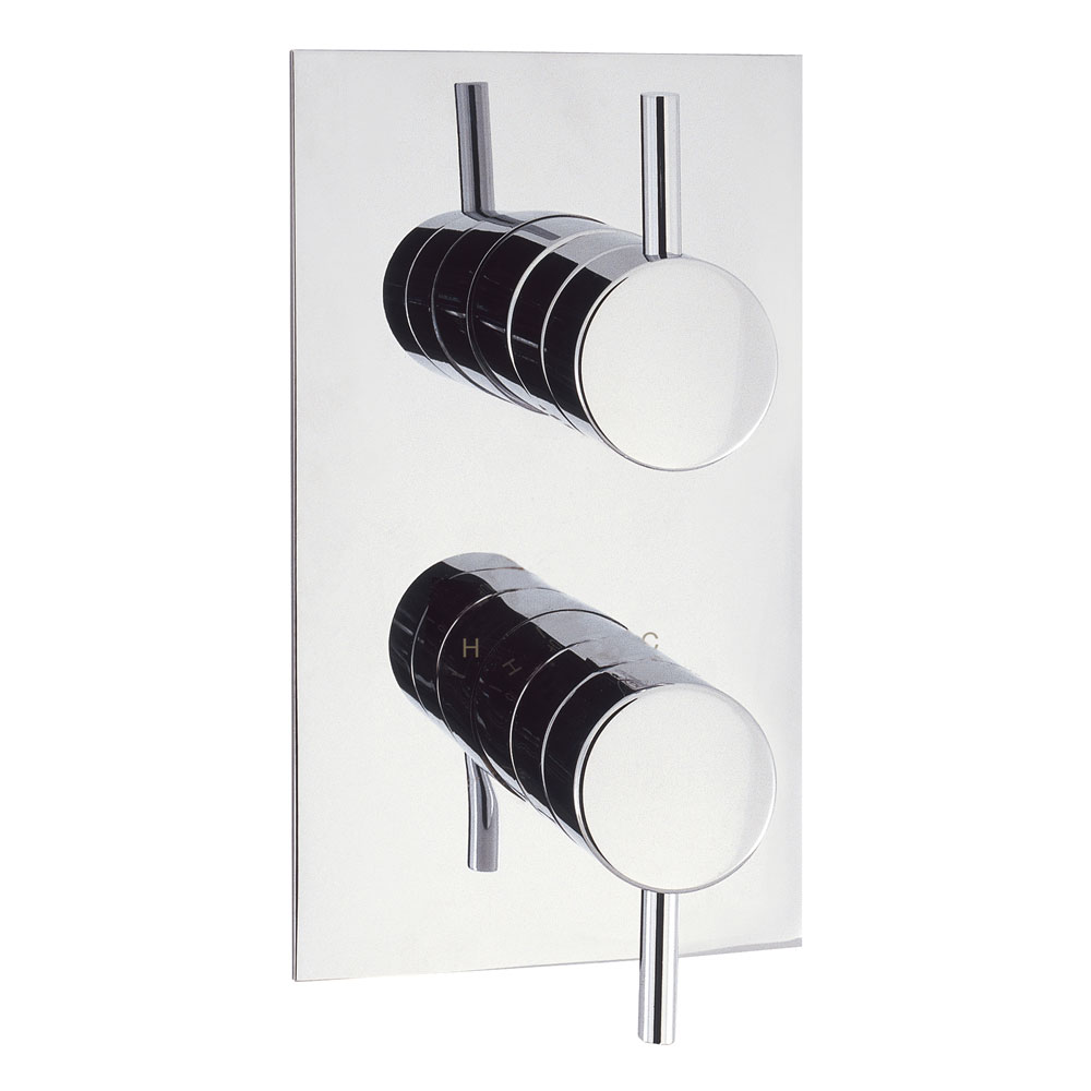 Crosswater - Elite Thermostatic Shower Valve - EL1000RC Large Image