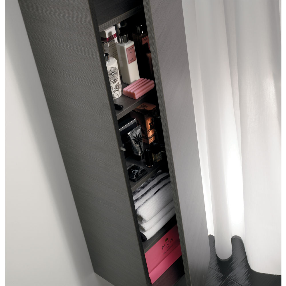 Bauhaus - Elite Tower Storage Unit - Dune - EL3514FDN Profile Large Image