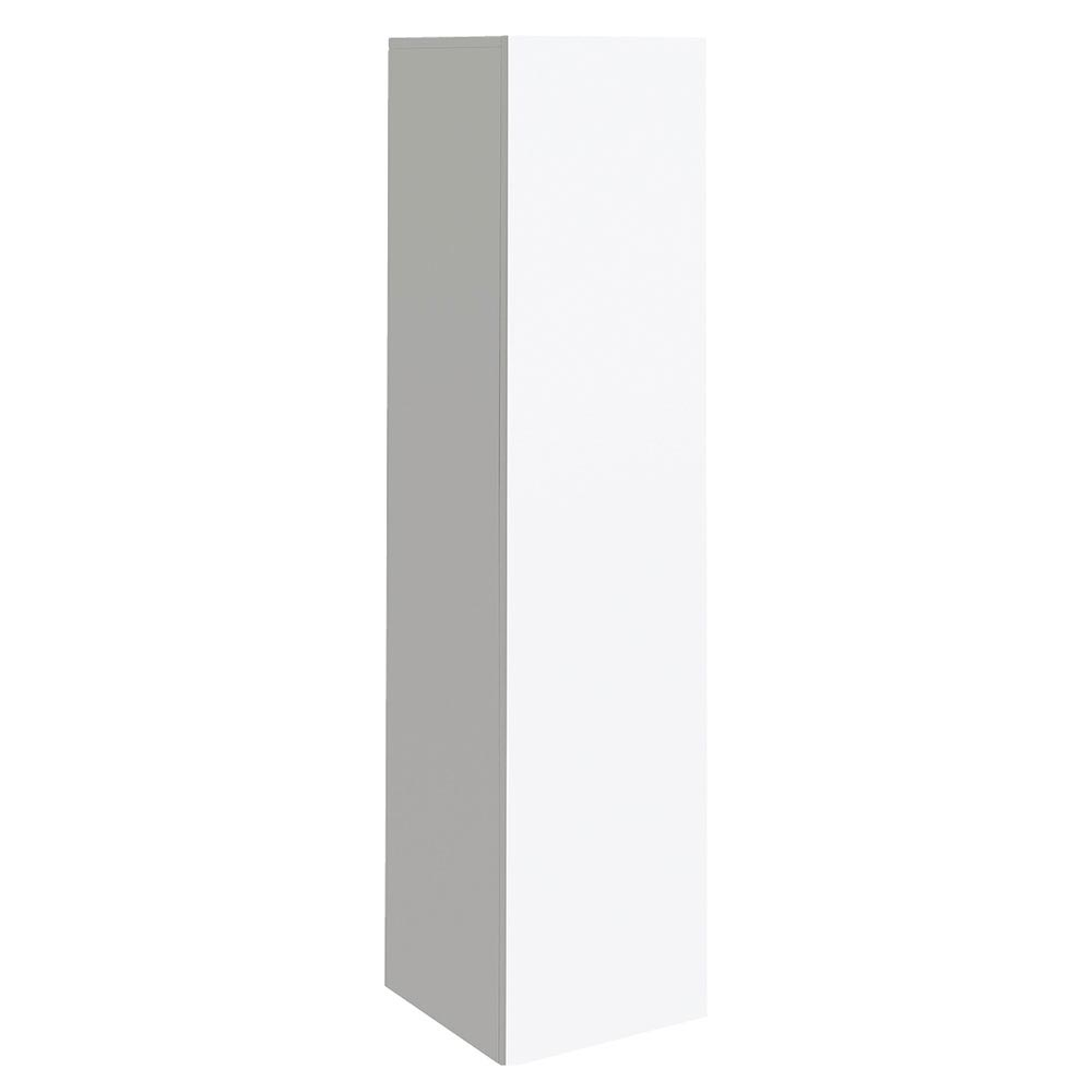 Bauhaus - Elite Tower Storage Unit - White Gloss - EL3514FWG Large Image