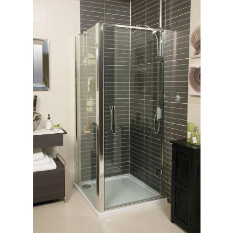 Roman Embrace Hinged Shower Door Online At Victorian