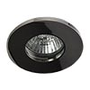 Forum Electralite IP65 Black Chrome Shower Downlight - ELA-27467-BCHR profile small image view 1