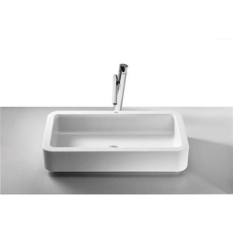 Roca - Element Counter Top Basin - 700mm - No Tap Hole