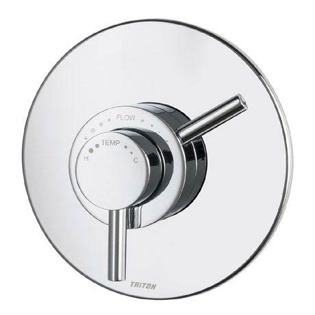 Triton Elina Built-In TMV3 Concentric Shower Valve - ELICMINCBTVO