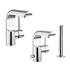 Crosswater Elite Basin + Bath Tap Package profile small image view 1