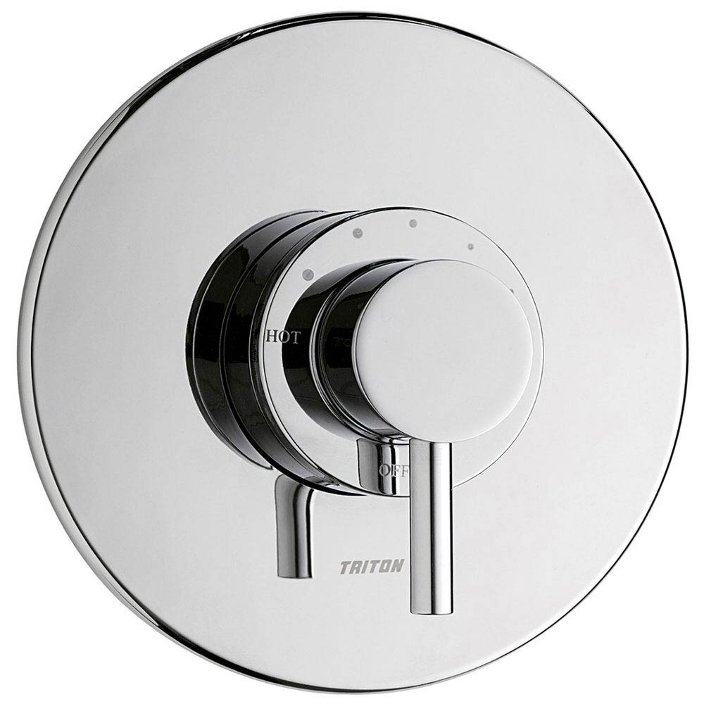 Triton Elina Built-In TMV3 Sequential Shower Valve - ELITMV3BTSL Large Image