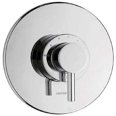 Triton Elina Built-In TMV3 Sequential Shower Valve - ELITMV3BTSL