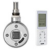 Reina 600W Chrome Thermostatic Heating Element with Remote Control - ELM-2FX060 profile small image view 1