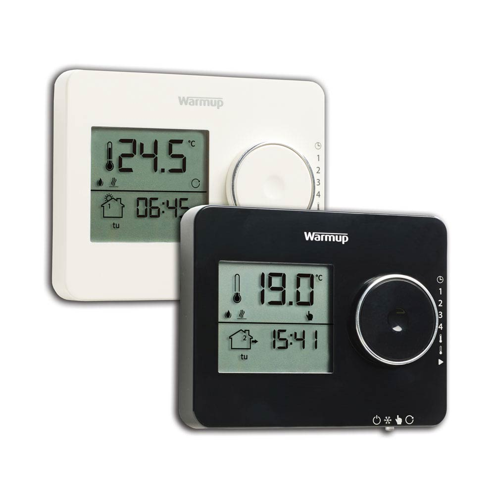 Warmup Tempo Digital Programmable Thermostat Large Image