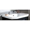 Silverdale Empire 700mm 1TH Vanity Basin with Logo profile small image view 1