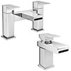 Empire Modern Tap Package (Bath + Basin Tap) profile small image view 1