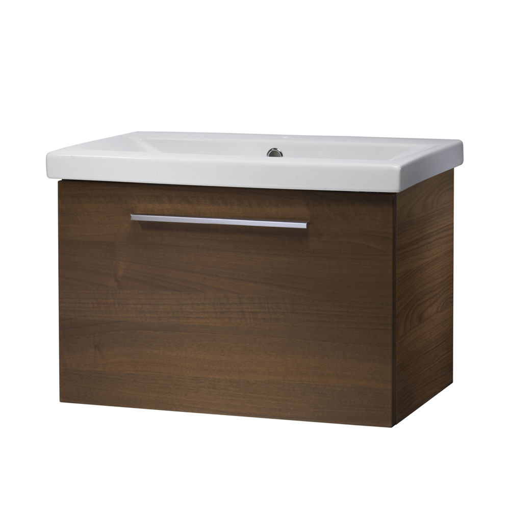 Roper Rhodes Envy 600mm Wall Mounted Unit - Walnut Large Image