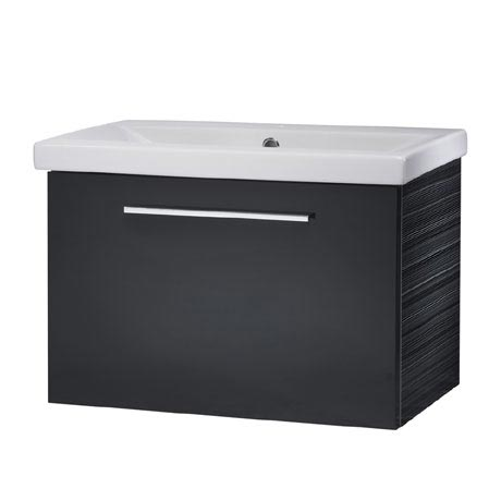 Roper Rhodes Envy 600mm Wall Mounted Unit - Anthracite