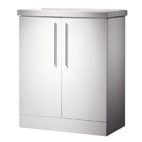 Roper Rhodes Envy 700mm Freestanding Unit - Gloss White