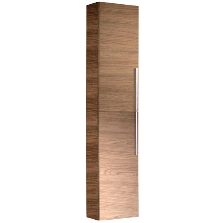 Roper Rhodes 300mm Tall Bathroom Storage Cupboard - Walnut