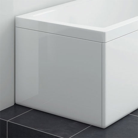 EP01 Acrylic End Panel for 1700mm P-Shaped Baths