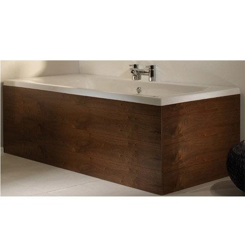 Tavistock Ethos 1700 Front Bath Panel - Walnut - EPP301AW profile large image view 2