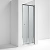 Ella Bi-Fold Folding Shower Door - Various Size Options profile small image view 1