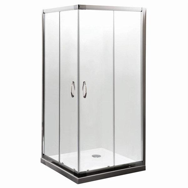 Ella Corner Entry Shower Enclosure - Various Size Options - Enclosure Only  Profile Large Image