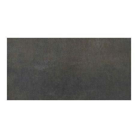 Eris Graphite Porcelain Wall and Floor Tile - 250 x 500mm