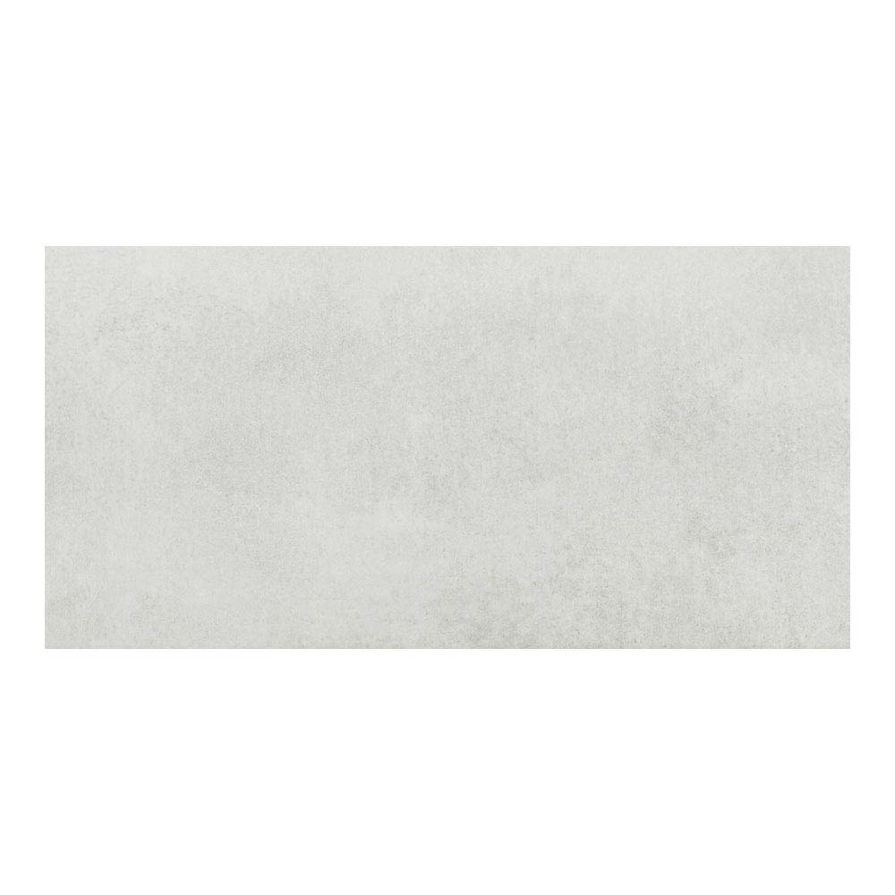 Eris Pearl Porcelain Wall and Floor Tile - 250 x 500mm Large Image