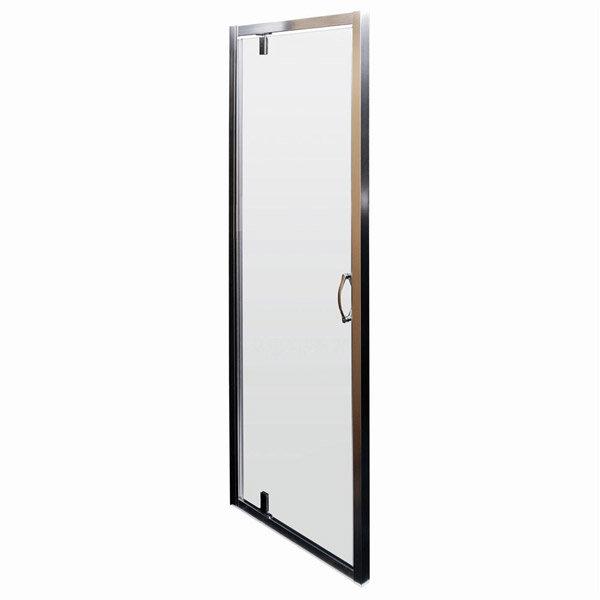 Ella Pivot Shower Door - Various Size Options  Profile Large Image