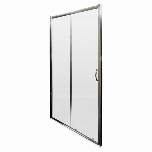 Ella Sliding Shower Door - Various Size Options  Profile Large Image