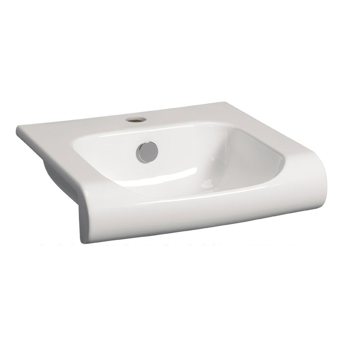 Bauhaus - Essence 1 Tap Hole Semi Recessed Basin profile large image view 1