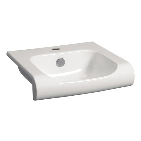 Bauhaus - Essence 1 Tap Hole Semi Recessed Basin - 3 Size Options