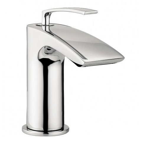 Crosswater - Essence Mini Monobloc Basin Mixer - ES114DNC Large Image