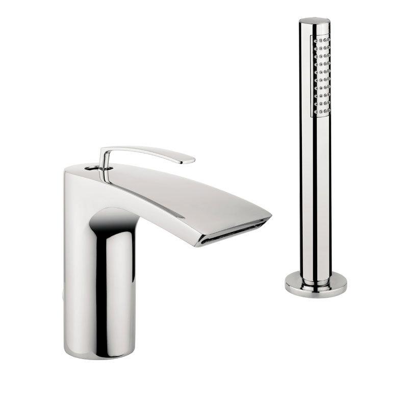 Crosswater - Essence Monobloc Bath Shower Mixer - ES410DC Large Image