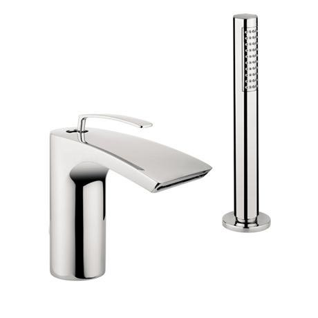 Crosswater - Essence Monobloc Bath Shower Mixer - ES410DC