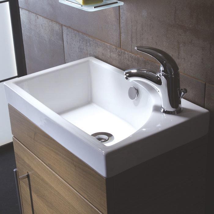 Roper Rhodes Esta 460mm Cloakroom Basin - ESB45 Large Image