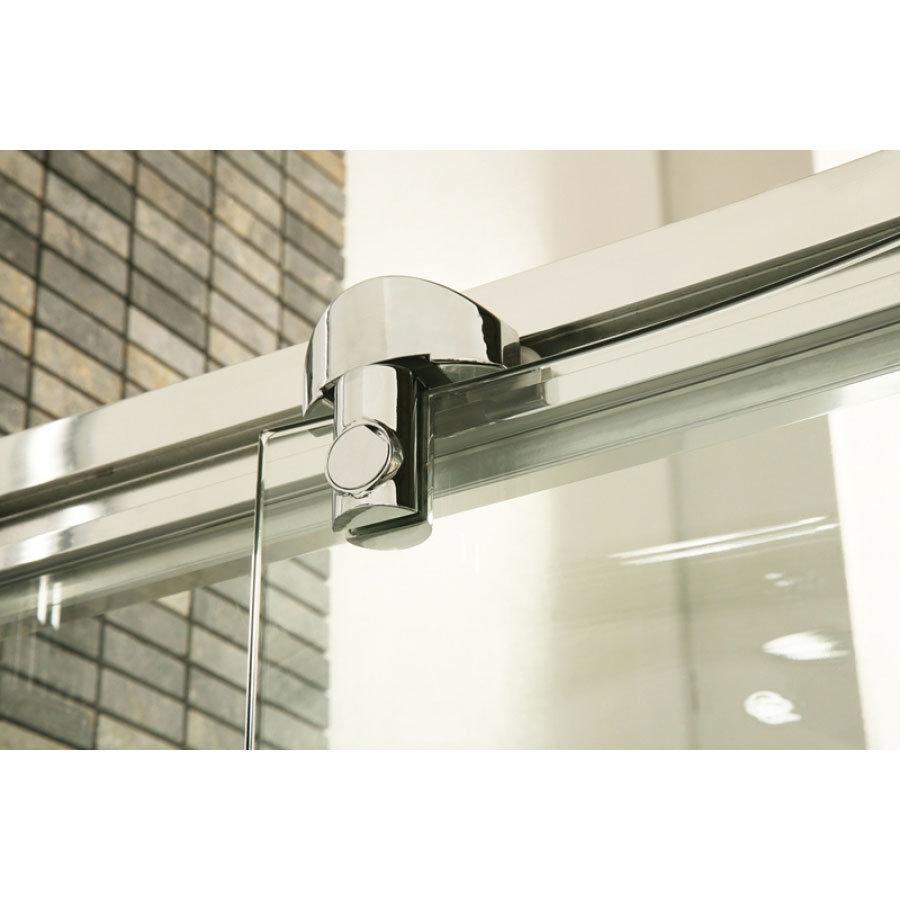 Roman - Embrace Single Door Quadrant Shower Enclosure - 2 Size Options Profile Large Image