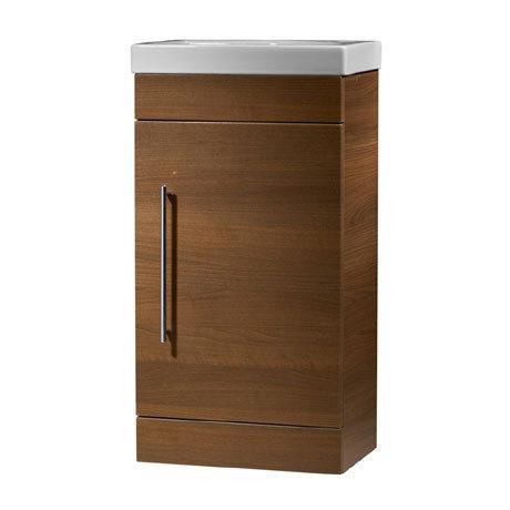 Roper Rhodes Esta 450mm Cloakroom Unit - Walnut