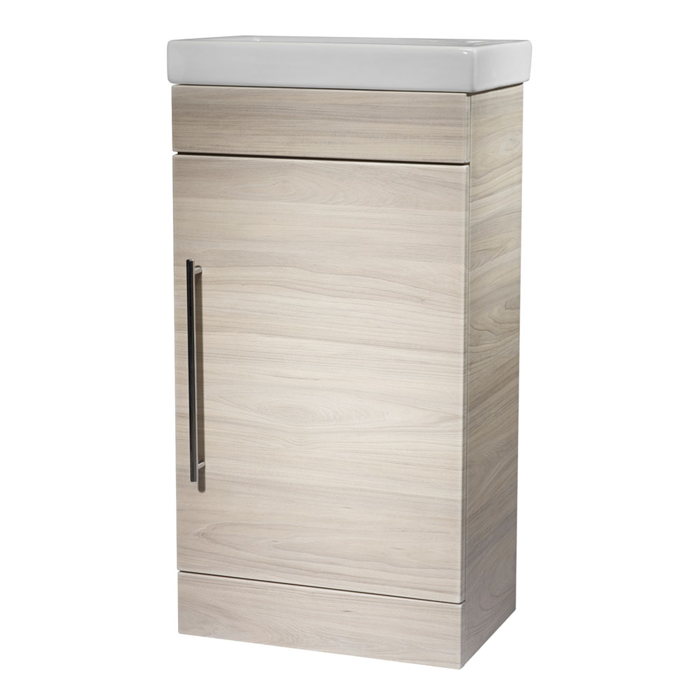 Roper Rhodes Esta 450mm Cloakroom Unit - Light Elm Large Image