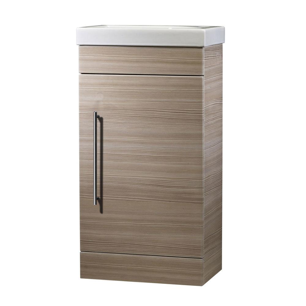 Roper Rhodes Esta 450mm Cloakroom Unit - Pale Driftwood Large Image