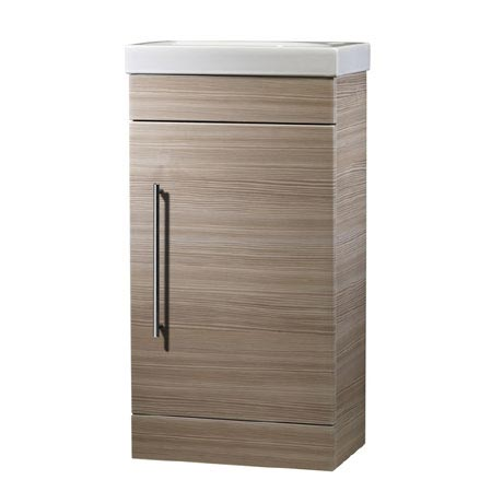 Roper Rhodes Esta 450mm Cloakroom Unit - Pale Driftwood