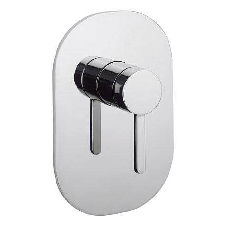 Crosswater - Ethos Concealed Manual Shower Valve - ET0004RC